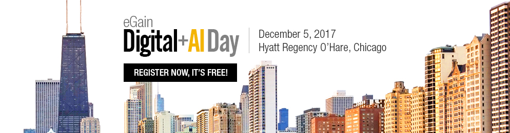 eGain Digital+AI Day 2017