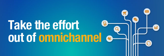 Showing channels and touchpoints for omnichannel customer service