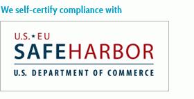 Safe Harbor certification