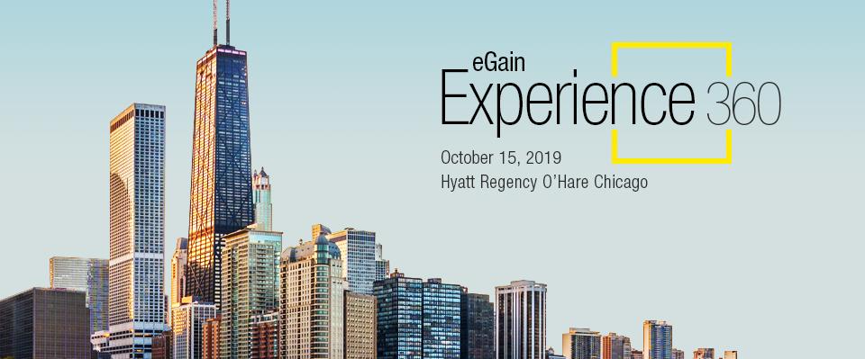 eGain Experience 360