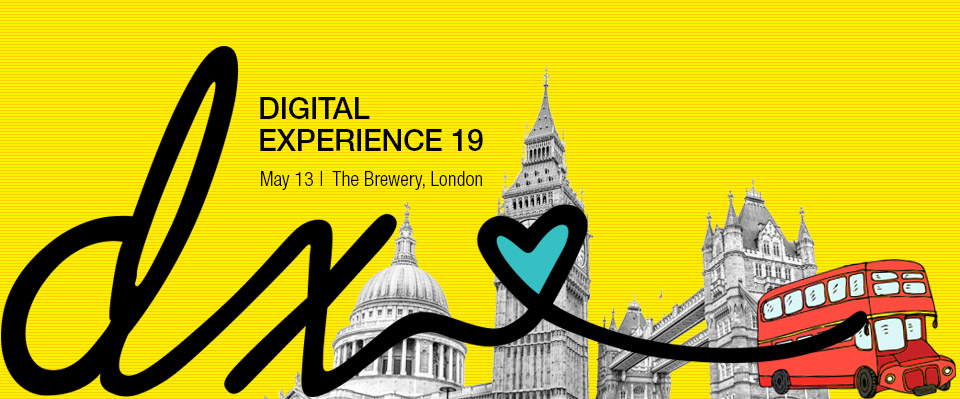 Digital Experience 2019 | London