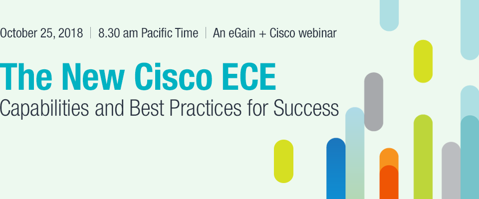 eGain+Cisco webinar