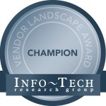 eGain Knowledge named a Champion in the Knowledge Management for Customer Service Vendor Landscape