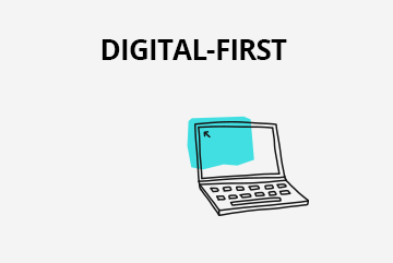 Digital-first desktop for the digital-first generation