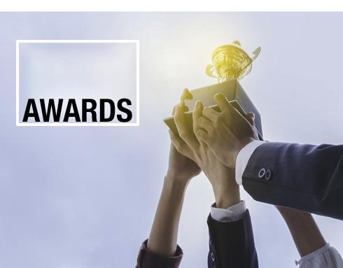 Awards for eGain contact center software