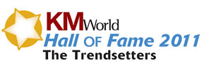 eGain inducted in KMWorld Hall of Fame 2011