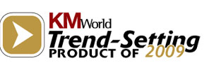 eGain suite a KMWorld trend-setting product of 2009