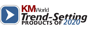 KMWorld trend-setting products of 2020