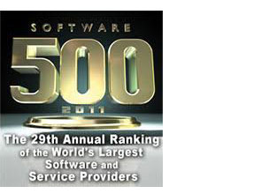 eGain named to Software Magazine's 29th Annual Software 500