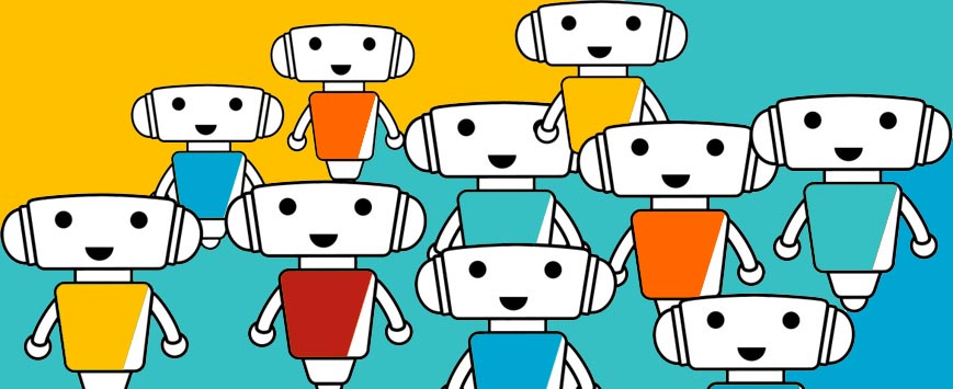 Chatbots or virtual assistants for sales and service