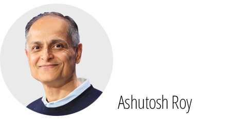 Ashutosh Roy, Co-founder & CEO, eGain