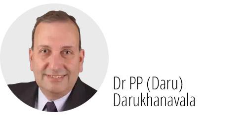 Dr PP (Daru) Darukhanavala