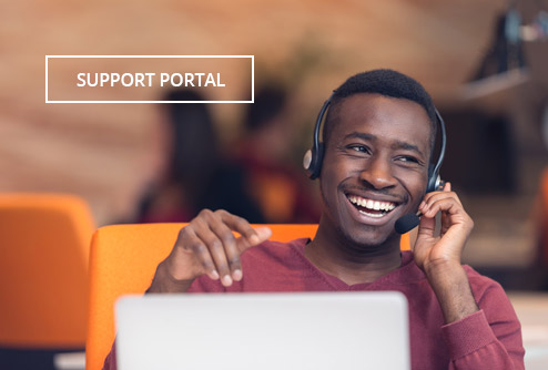 Visit eGain Support portal
