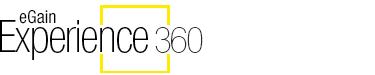 Logo eGain Experience 360