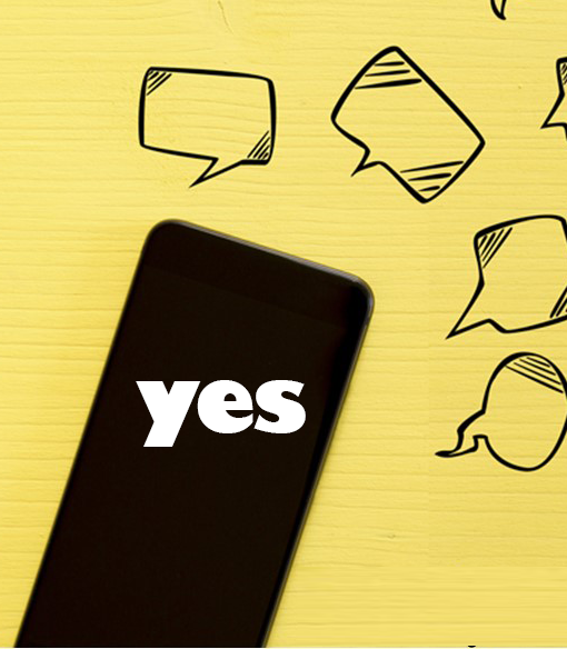 Customers said yes to messaging for customer service